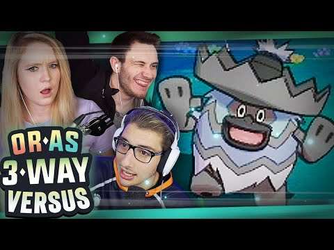 GUESS WHO'S BACK?! | Pokemon Omega Ruby and Alpha Sapphire Versus EP 10
