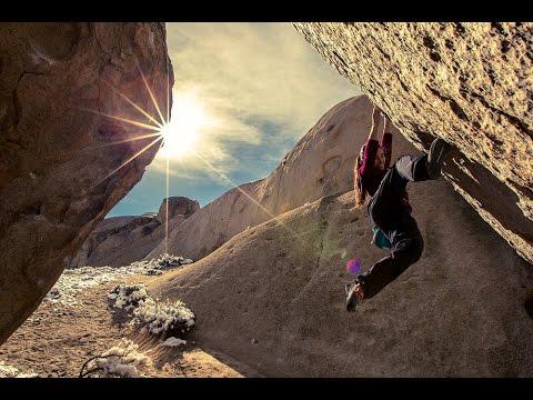 Five Ten 2015 | Nina Williams | Bouldering in Bishop