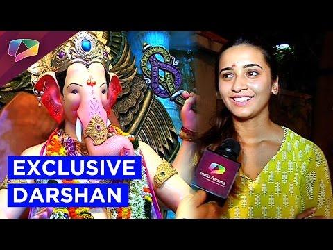 Lalbaugcha Raja exclusive darshan with Shivani Sur