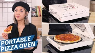 Do You Need a $45 Pizza Box Oven? — The Kitchen Gadget Test Show by Eater