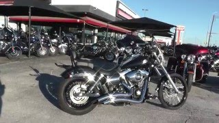 10. 300998 - 2010 Harley Davidson Dyna Wide Glide FXDWG - Used Motorcycle for Sale
