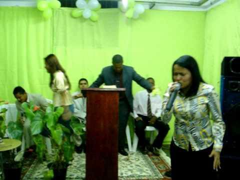 Você Conseguiu - Tatyane RIZZO em Uruçuca/Ba. 29/08/09