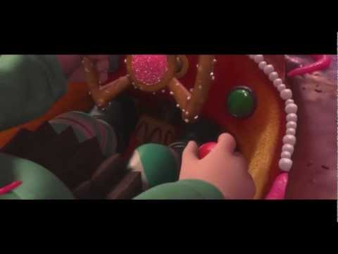 Wreck It Ralph: Amazing Vanellope - Shut Up And Drive