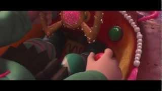 Wreck it Ralph: Amazing Vanellope - Shut up and drive