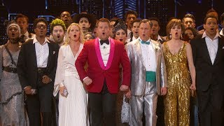 Video James Corden's Electrifying 2019 Tony Awards Opening Number Salutes The Magic Of Live Broadway MP3, 3GP, MP4, WEBM, AVI, FLV Juni 2019