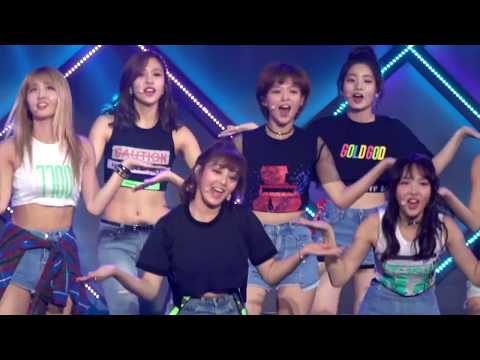 160806 TWICE X GOT7 Just Right (FanCam Mix)