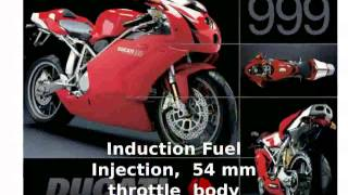 10. Ducati 999R -  superbike Dealers Top Speed Engine Features Info Transmission motorbike