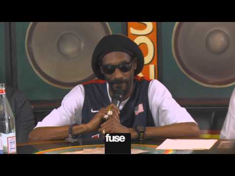 rastafarian - Snoop Dogg talks about how he went down to Jamaica a rapper and came back reggae artist Snoop Lion. Subscribe to the Fuse YouTube channel: http://bit.ly/fuse...