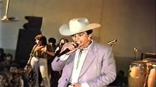 Chalino Sanchez  Maria De La Luz En Vivo Desde Culiacan Sinaloa