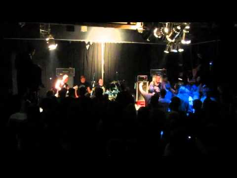 As we Fight live at Fredericia Hardcore Festival 2011 pt 1 of 4