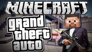 Minecraft | GRAND THEFT AUTO! (GTA!) | Mods Showcase