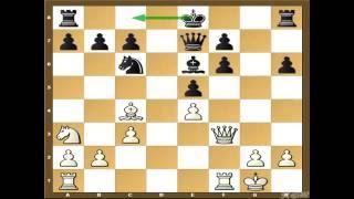 Dirty chess tricks to win fast 8 (Italian-Koltanowski Gambit)