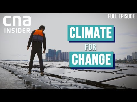 Harnessing The Sun And Wind: Inside Our Renewable Energy Future | Climate For Change | Ep 2/2