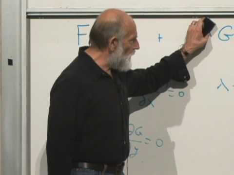 Vorlesung 2 | Moderne Physik: Statistische Mechanik