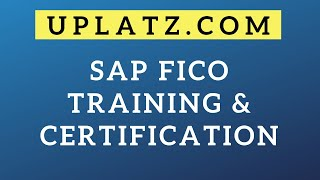 Introduction | SAP FICO | SAP Finance and Controlling Module Online Training Course & Certification