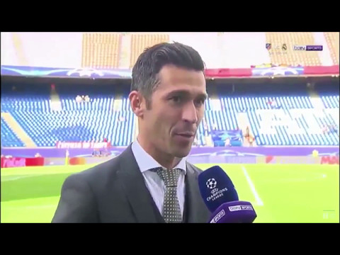 Luis Garcia – Atletico de Madrid interview