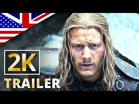 Northmen - A Viking Saga - Official Trailer [2K] [UHD] (International/English)