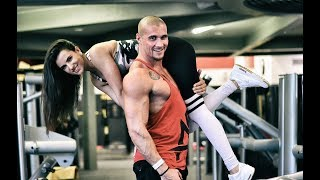 Video Brut muscles - trénink č. 8 + kamarádka Nikol Droščáková IFBB Bikini fitness MP3, 3GP, MP4, WEBM, AVI, FLV Juli 2018