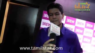 Venket Ram at Brew Magazine Launch