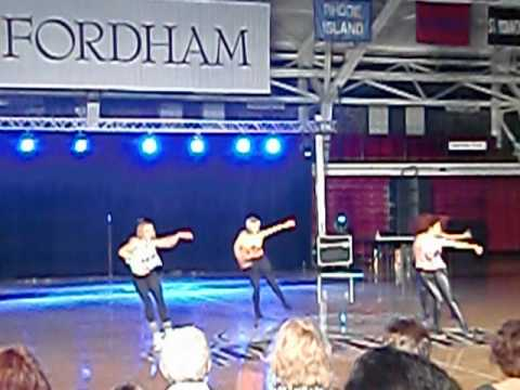 Pardon My Swag - Choreography exerts from myself, Brigitte Madera, Drew James, and Jeffrey Gomes. We were guest performers at the Fordham Flava show. Enjoy :)