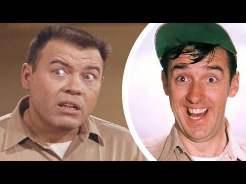 Gomer Pyle Cast Then and Now (2021)