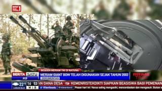 Video Meriam Giant Bow Digunakan TNI Sejak Tahun 2003 MP3, 3GP, MP4, WEBM, AVI, FLV Mei 2017