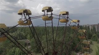 Nonton Chernobyl  Drone Footage Reveals An Abandoned City Film Subtitle Indonesia Streaming Movie Download