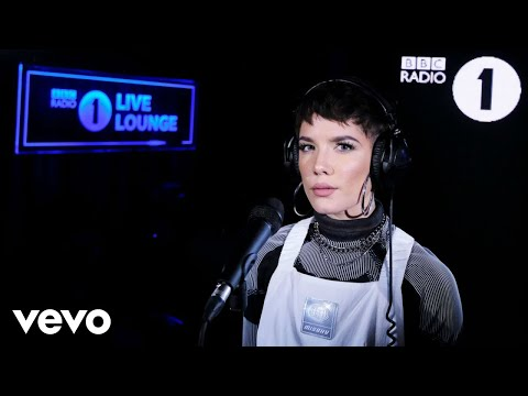 Halsey - Lucid Dreams (Juice WRLD cover) in the Live Lounge