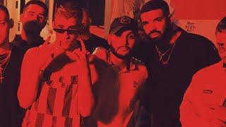Bad Bunny X Drake - Mia (DETRAS DE CAMARAS)