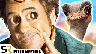 Dolittle Pitch Meeting by Screen Rant