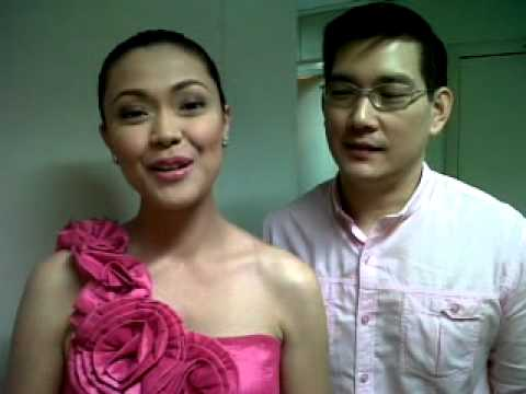 ABS-CBN's primetanghali royalties Jodi and Richard laking pasalamat sa fans