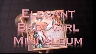 I have created this baby girl mini album using the gorgeous new Graphic 45 Precious Memories Paper Collection. I hope you enjoy it and thank you so much for ...
