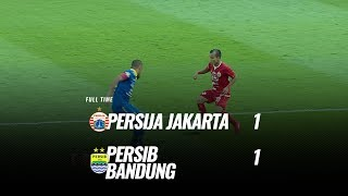 Download Video [Pekan 8] Cuplikan Pertandingan Persija Jakarta vs Persib Bandung, 10 Juli 2019 MP3 3GP MP4
