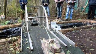 Battlefront Assendelft BTN RC Tanks 1/16 Tamiya Heng Long