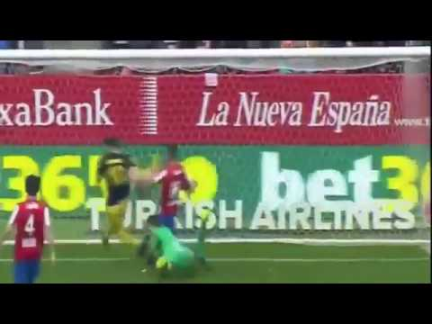 Sporting GIjon vs Atletico Madrid 1-4 All Goals and Highlights (La Liga) 18.02.2017 HD