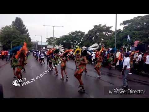 Calabar Carnival....GOVERNOR'S BAND....CALABAR CARNIVAL 2ND DRY RUN.