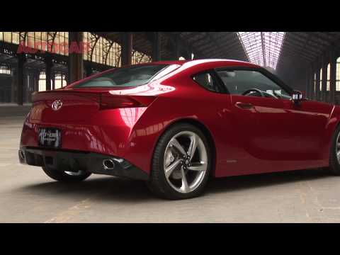 TOYOTA CONCEPT CAR - Toyota FT-86 Concept car - Autocar interviews its designer. For more pictures, details and videos visit http://www.autocar.co.uk/News/NewsArticle/AllCars/247...