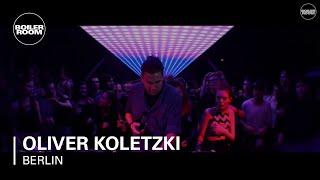 Oliver Koletzki - Live @ Boiler Room Berlin 2017