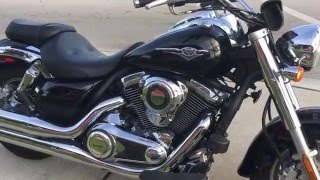 8. --------------- 2009 Kawasaki Vulcan 1700 Classic ------------