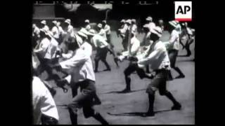 Vintage Dadao Training Video
