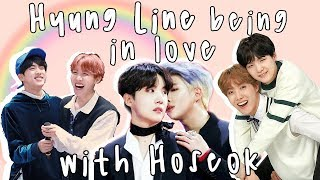 Video hyung line being in love with hoseok for 10 minutes straight MP3, 3GP, MP4, WEBM, AVI, FLV September 2019