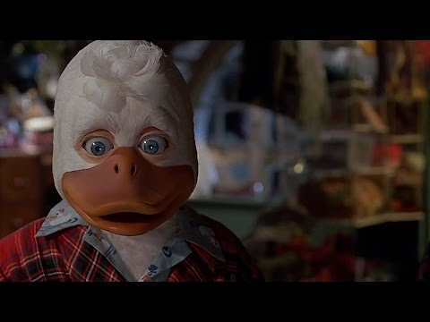 Howard The Duck Is Back!