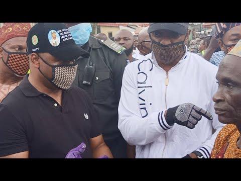 NURTW IYA IPAJA WELCOME MC OLU OMO .... DEU TO COVID19  AND PAY DEUS TO LAGOS STATE GOVERNMENT