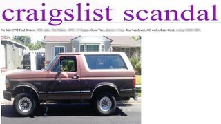 Download Youtube: How Not to Buy a Car on Craigslist
