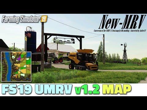 FS19 UMRV v1.2