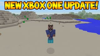 Minecraft Xbox One - New Update Released! + Multiplayer Fixes + Bugs!