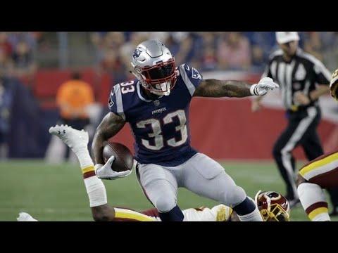 Preseason Week 1, 2018: Jeremy Hill Brings Patriots Into Redzone