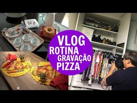 ROTINA COM A CASA, GRAVAÇÃO GLOBO MINAS, DIETA FAIL - VLOG15 - #AgostoTodoDia