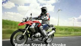 8. 2010 BMW R 1200 GS - Specs & Features