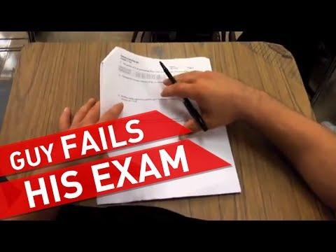 Failing a Test (видео)